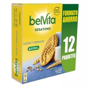 Galletas con cereales y leche Belvita 540 g.
