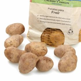 Patata para freir Carrefour Calidad y Origen malla 3 Kg
