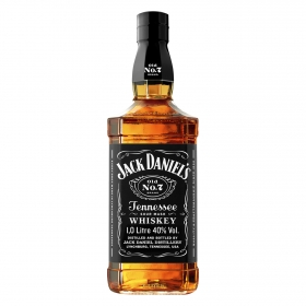 Whisky Tennessee Jack Daniel's 1 l.