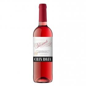 Vino de la Tierra de Castilla rosado Crin Roja 75 cl.