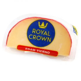 Queso bola edam tierno Royal Crown 350 g aprox