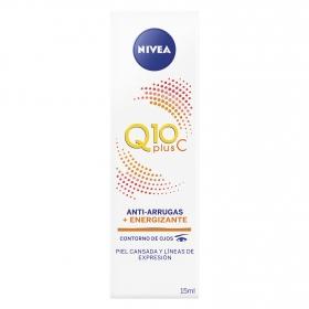 Contorno de ojos energizante Vitamina C Nivea Q10 1 ud.