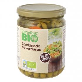 Combinado de verduras ecológico Carrefour Bio 249 g.