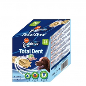 Snack Perro Medium Totaldent 4x180