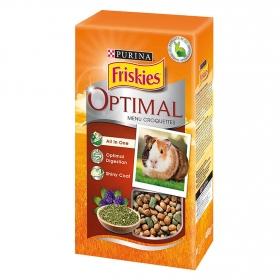 Comida para Cobaya Purina Friskies Optimal Menú Croquettes 400 gr