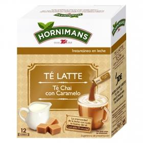 Té Chai con caramelo en sobres Hornimans 12 ud.