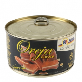 Oreja guisada lata Rogusa 425 g.