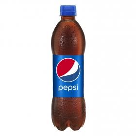 Refresco de cola Pepsi botella 50 cl.