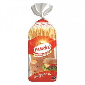 Pan hamburguesa American Burguer Panrico 4 ud.