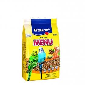 Menú para Periquitos Vitakraft 500 gr