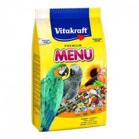 Menú para Loros Vitakraft 1 Kg
