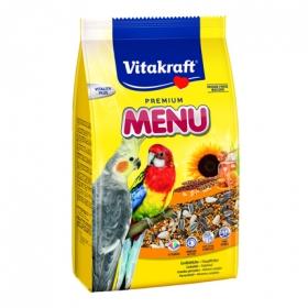 Menú para Cotorras Vitakraft 1 Kg