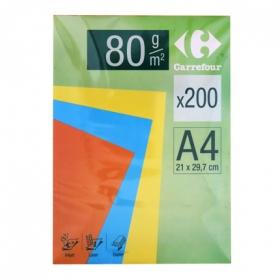 Paquete de Folios Intense 80gr A4