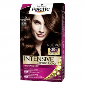 Tinte Intense Color Cream 4.6 Castaño Marrón