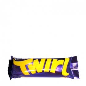 Chocolatina twirl