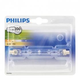 Bombilla Halógena Philips Ecohalo 118mm 160W R7s