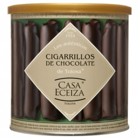 Cigarrillos chocolate