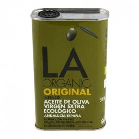 Aceite de oliva virgen extra intenso