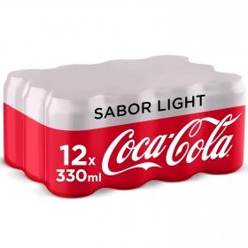 Refresco de cola light