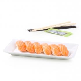 Nigiri de salmónSushi Daily 6 pzas.