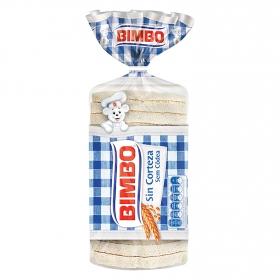 Pan de molde sin corteza buenisimo