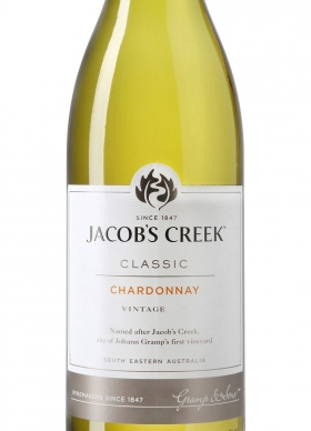 Jacobs Creek Classic Chardonnay Blanco 2016