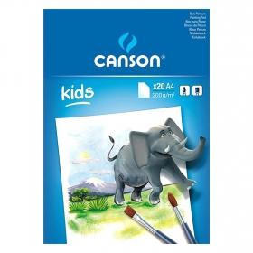Bloc Pintura A4 Kids