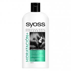 Acondicionador Hidratación+ SYOSS 500 ml.