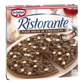 Pizza de chocolate Dr. Oetker 300 g.