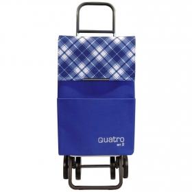 Carro Dos+2 CARREFOUR Capri - Azul