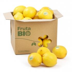 Limón ecológico Carrefour granel 700 g aprox