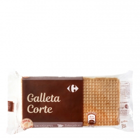 Galleta corte Carrefour 35 g.