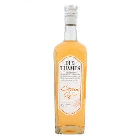 Ginebra Old Thames citrus 70 cl.