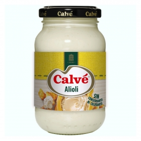 Salsa alioli Calvé 230 ml.