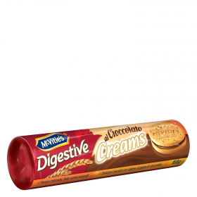 Galletas Digestive creams chocolate