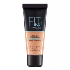 Base de maquillaje nº 320 FIT me! Maybelline 1 ud.