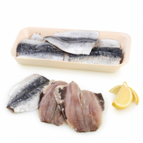 Filetes de Sardina 400 grs