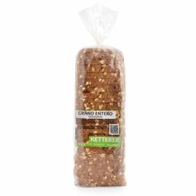 Pan de grano entero vollkornbrot 500 g