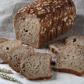 Pan grano entero