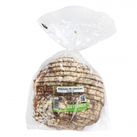 Pan redondo de centeno P. Aleman 1 ud