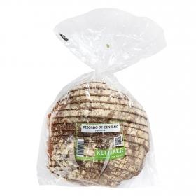Pan redondo de centeno 1 ud
