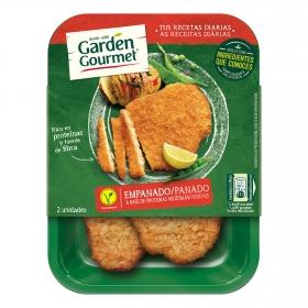 Empanado de proteínas vegetales garden gourmet Nestlé pack de 4 unidades de 180 g.