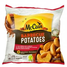 Patatas barbacoa