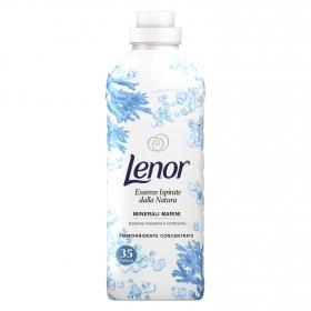 Suavizante concentrado minerales marinos Lenor 35 lv.