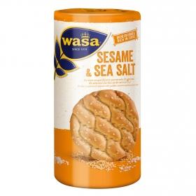 Canapés de sésamo y sal marina Wasa 290 g.