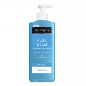 Loción corporal en gel para pieles normales Neutrogena 750 ml.