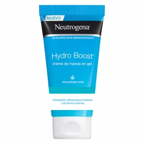 Crema de manos en gel Neutrogena 75 ml.