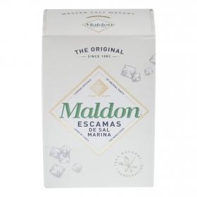 Sal marina en escamas Maldon 125 g.