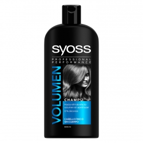 Champú volumen SYOSS 500 ml.