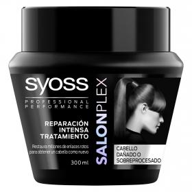Tratamiento capilar salón plex SYOSS 300 ml.